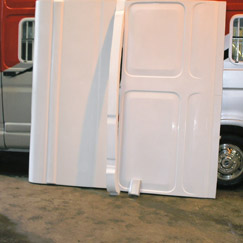 Hamer Horsebox Ramp Kit